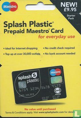 Prepaid maestro card - Bild 1