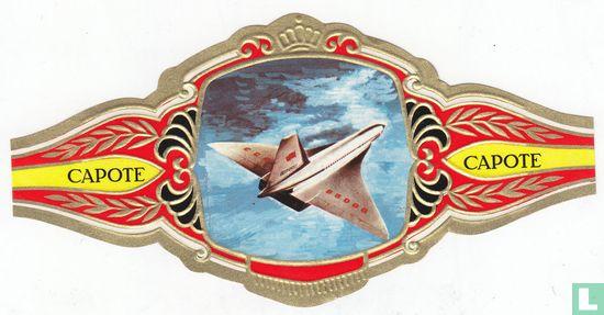 Pedro Capote - Tupolev TU-144