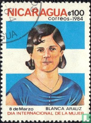 Nicaragua - Internationale Vrouwen dag