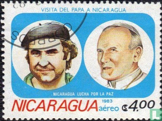 Nicaragua - Papal visit