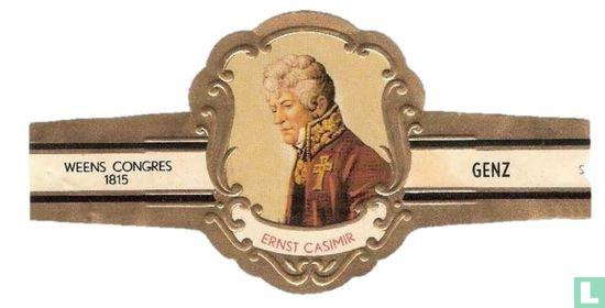 Ernst Casimir - Genz