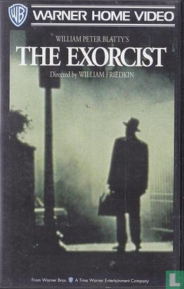 VHS video tape - The Exorcist