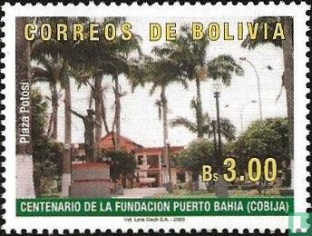 Bolivia [BOL] - 100 years Puerto Bahía