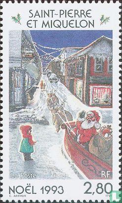 Saint-Pierre en Miquelon - Kerstmis