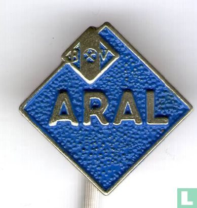 ARAL - ARAL [blauw]