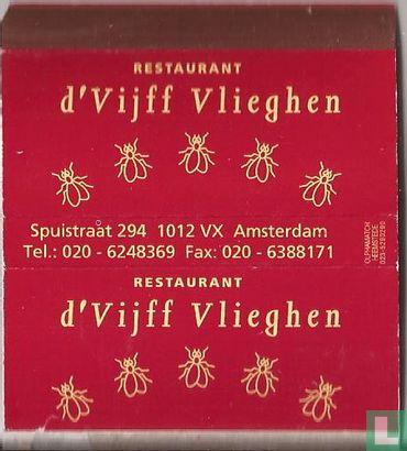 Restaurant d'Vijff Vlieghen - Image 1
