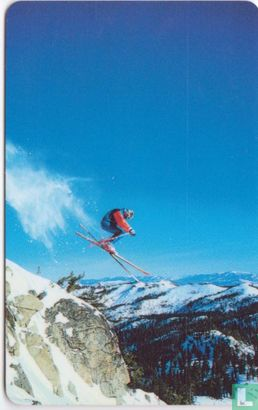 American Express - Ski Flying