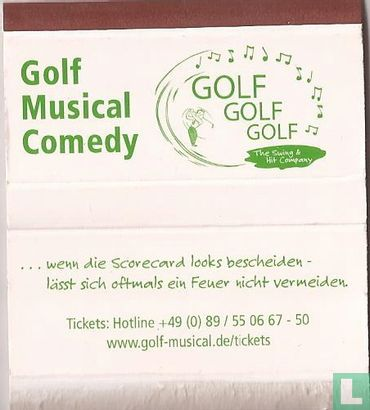 Golf Musical Comedy - Image 1
