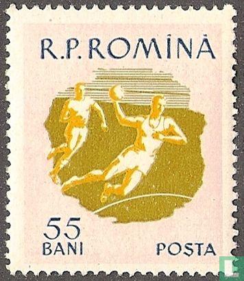 Roemenië [ROU] - Handbal