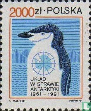 Polen [POL] - Antarctisch Verdrag