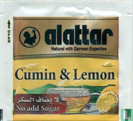 Alattar - Cumin & Lemon