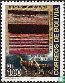 Bolivia [BOL] - Traditional textile