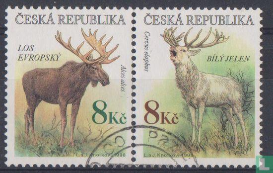 Tsjechië - Bedreigde dierenwereld