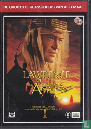 DVD - Lawrence of Arabia
