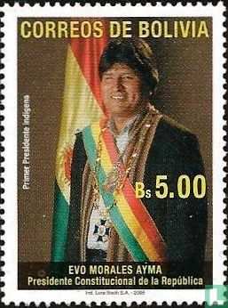 Bolivia [BOL] - Inauguration Morales