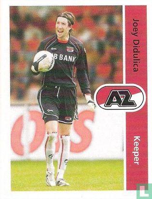 Eredivisie - AZ: Joey Didulica