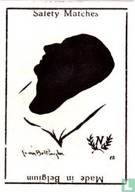 Dodenmasker Napoleon - Afbeelding 1