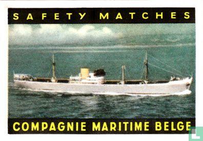 Compagnie Maritime Belge schepen - Image 1