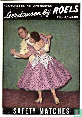 Leer dansen bij Roels
