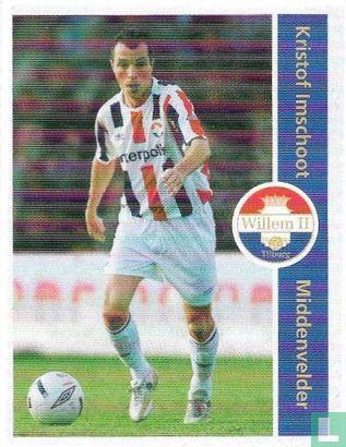Eredivisie - Willem II: Kristof Imschoot