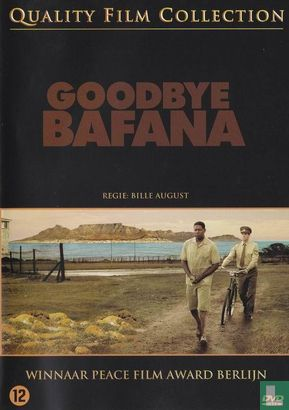 DVD - Goodbye Bafana