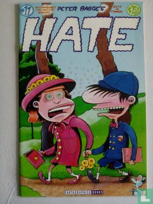 Hate! - Hate! 11