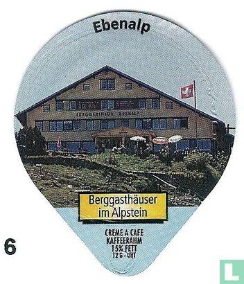 Berggasthäuser im Alpstein