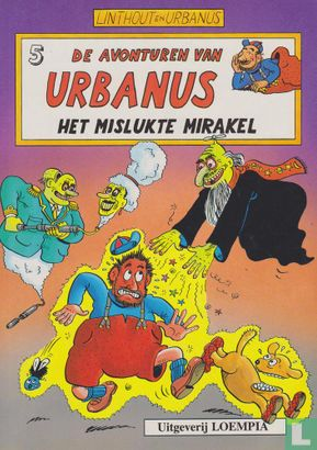 Urbanus [Linthout] - Het mislukte mirakel