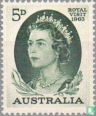 Australië [AUS] - Bezoek Koningin Elizabeth II