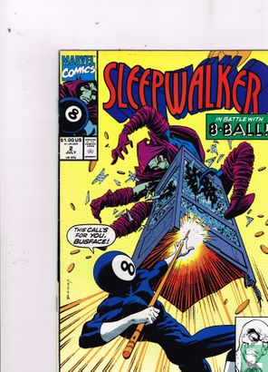 8-Ball - Sleepwalker 2