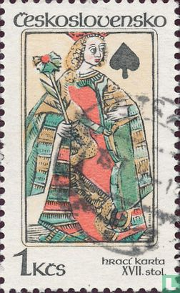 Czechoslovakia - Historical Playing Cards