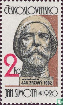 Tsjechoslowakije - Beeldhouwkunst