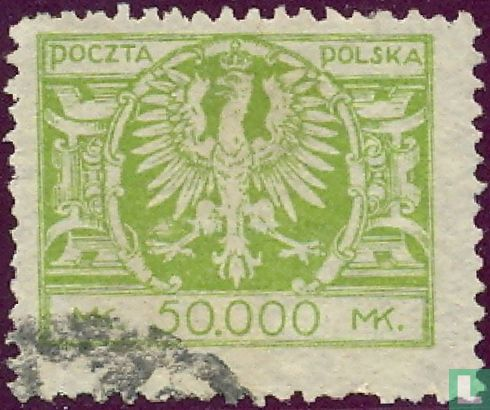 Poland [POL] - Eagle Coat Of Arms