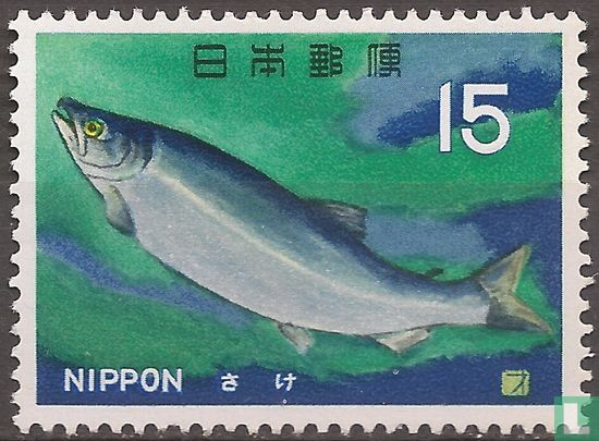 Japan [JPN] - Fish and marine animals