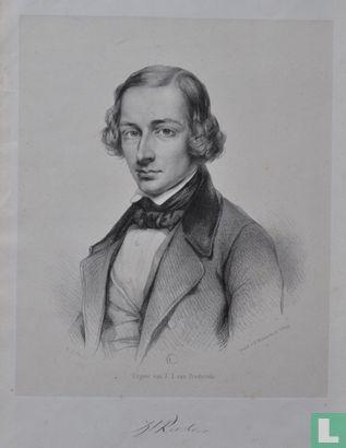 Portret van de heer Reekers