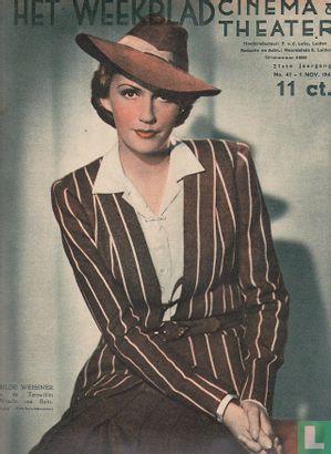 Het weekblad cinema&theater 41 - Image 1