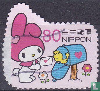 Japan [JPN] - Sanrio-figuren