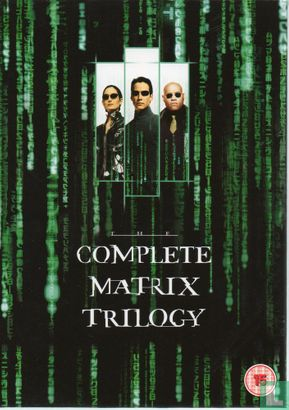 DVD - Complete Matrix Trilogy
