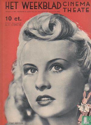 Het weekblad cinema&theater 12 - Afbeelding 1