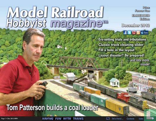 Model Railroad Hobbyist 12 - Afbeelding 1