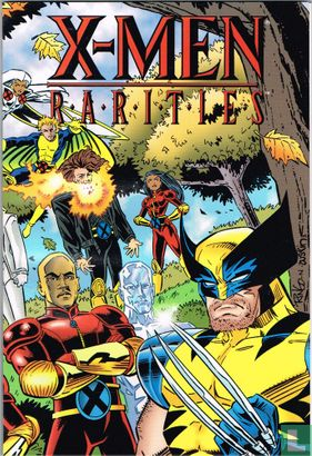 Generatie X - X-men Rarities