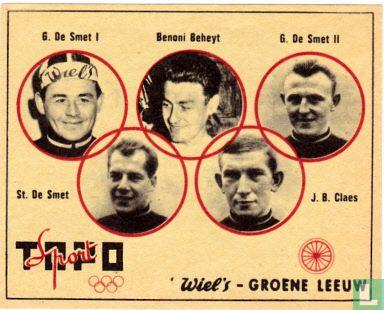 Topo sport Wiel's Groene Leeuw - Afbeelding 1