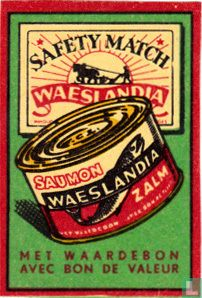 Waeslandia - zalm