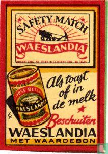 Waeslandia - Als toast of in de melk beschuiten