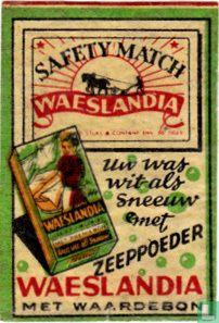 Waeslandia - zeeppoeder