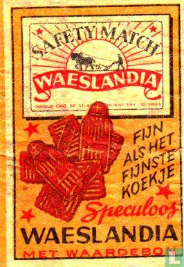 Waeslandia - Speculoos