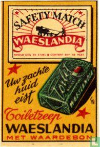 Waeslandia - Toiletzeep