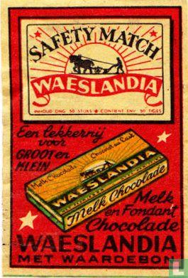 Waeslandia - chocolade