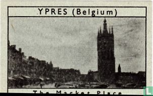 Ypres - The Market Place