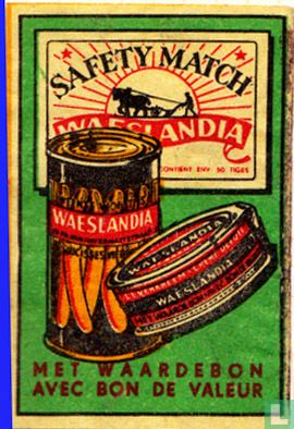 Waeslandia - knakworstjes